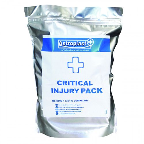 Astroplast Critical Injury First Aid Kit