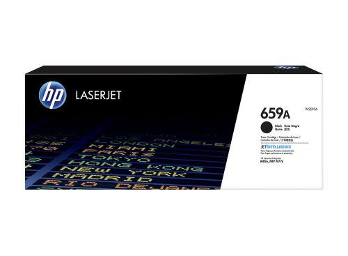 HP 659A Black Standard Capacity Toner 16K pages for HP LaserJet Enterprise MFP M776 / M856 - W2010A