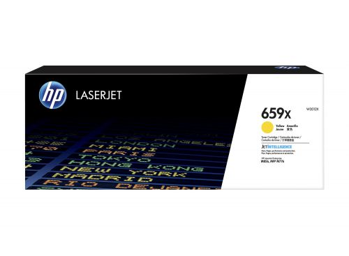 HP W2012X 659X Yellow Toner 29K
