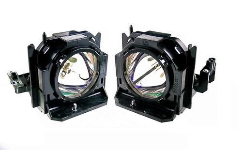 Original Dual Lamp For PANASONIC PTD6000