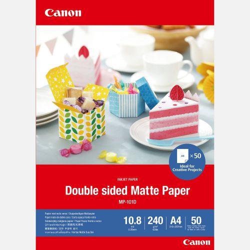 Canon Double Matte Photo Paper MP-101D 4076C005