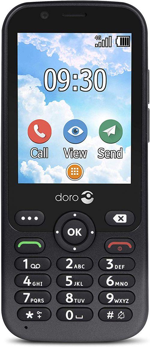 Doro 7010 Graphite Mobile Phone