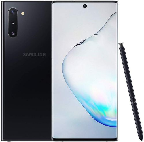 Samsung Note 10 4G 256GB Aura Black
