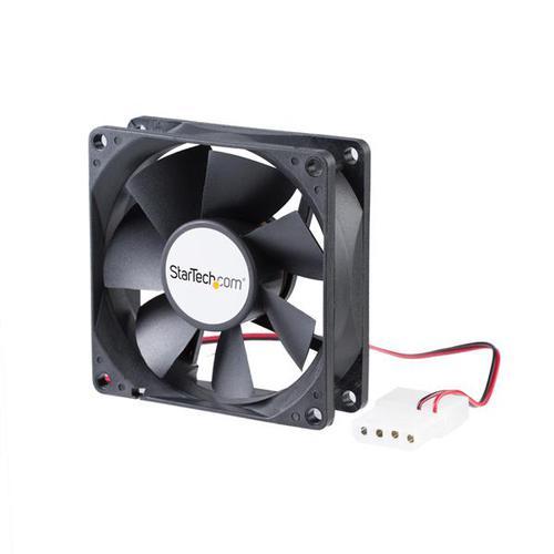 80x25mm DualBall Bearing PC Case Fan LP4