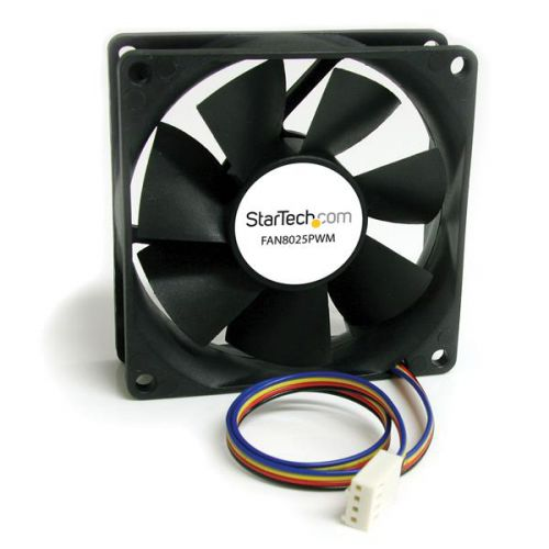 80x25mm Computer Case Fan with PWM