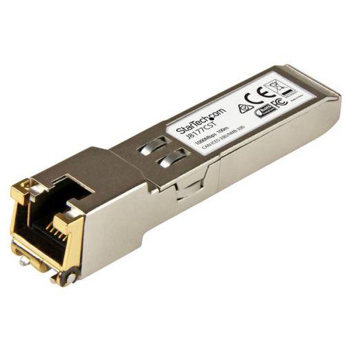 1G RJ45 Copper SFP Module HP J8177C Comp
