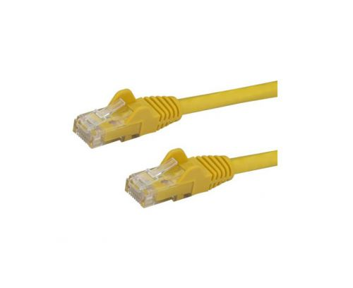 15ft White Snagless Cat6 UTP Patch Cable