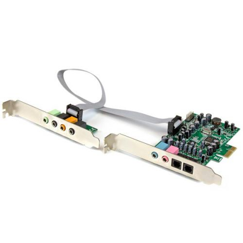 7.1 PCIe Channel Sound Card 24bit 192KHz