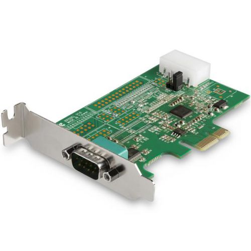 1PT RS232 Serial Adapter PCIe 16950UART