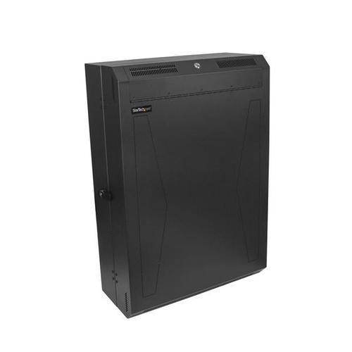 6U Vertical Server Cabinet 30in Deep