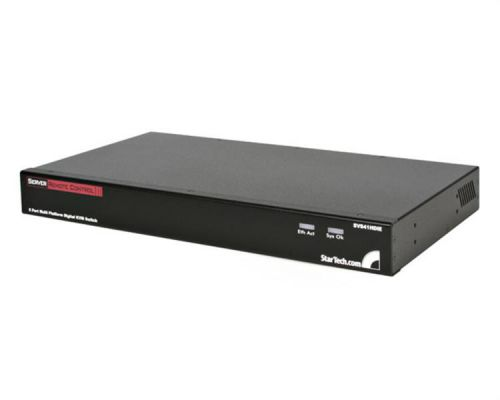 8 Port USB PS2 Digital IP KVM Switch