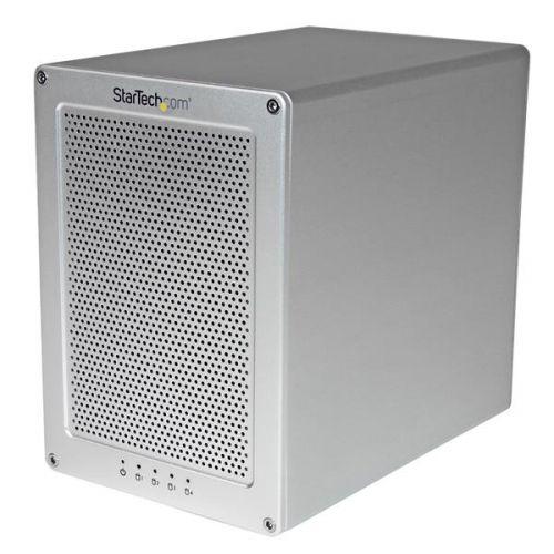 4 Bay 3.5in HDD RAID Enclosure with Fan