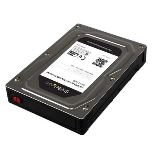 2.5 to 3.5 SATA HDD Adapter Enclosure
