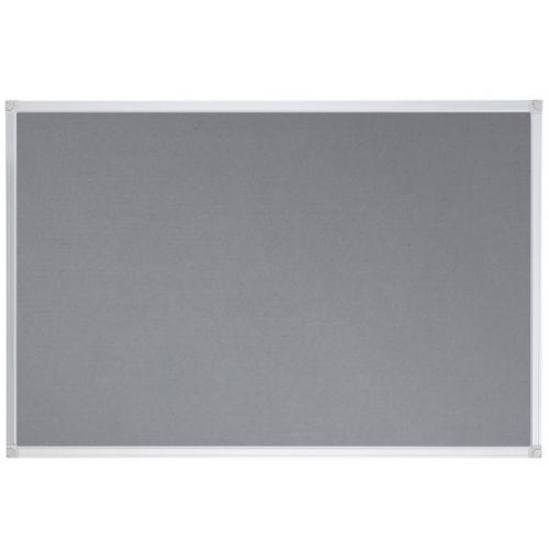 Felt Pinboard Xtra 180x120cm grey