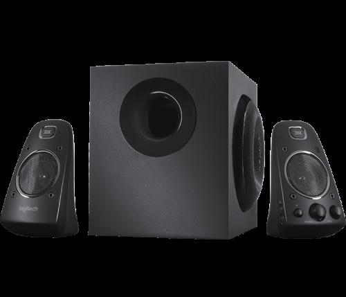 Logitech Z623 Speaker 2.1 channels 200w