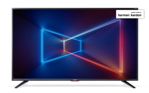 Sharp 55in Smart 4K LED TV