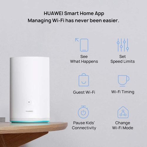 Huawei Mesh Wifi Q2 PRO and 1 Satelite Routers 8HU53037170
