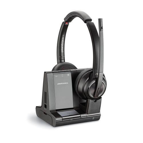 Poly Savi 8220 Wireless Stereo Headset USB