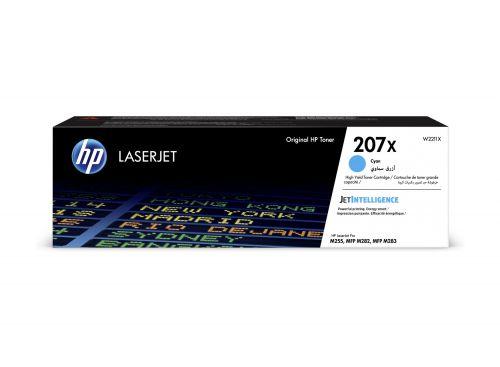 HP W2211X 207X Cyan Toner 2.45K