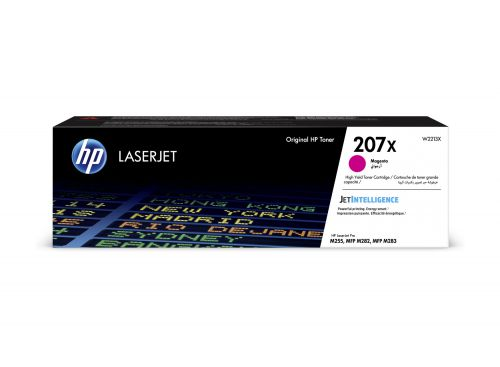 HP W2213X 207X Magenta Toner 2.45K
