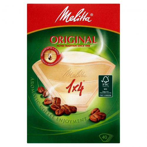 Melitta Original Coffee Filter Papers PK40
