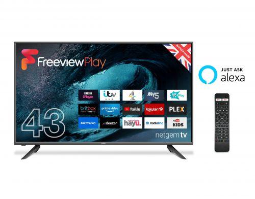Cello C43FVP 43in Smart FHD LED TV