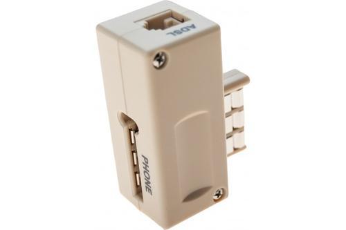 ProConnect RJ11 ADSL Filter White