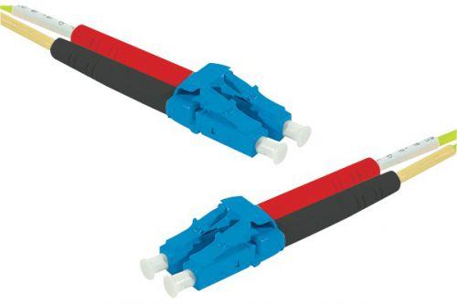 20m Fibre OS2 9 125 LSZH LCLC Cable