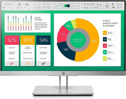 HP Elite Display E223 21.5IN FHD IPS