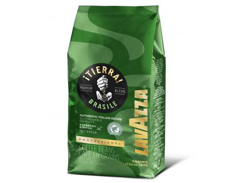 Lavazza Tierra Origins Brasil Coffee Beans 1Kg (Green)