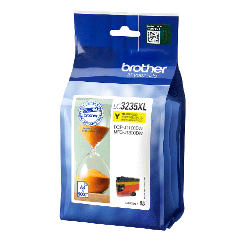 Brother Yellow Ink Cartridge LC3235XLY by Brother, BA78938