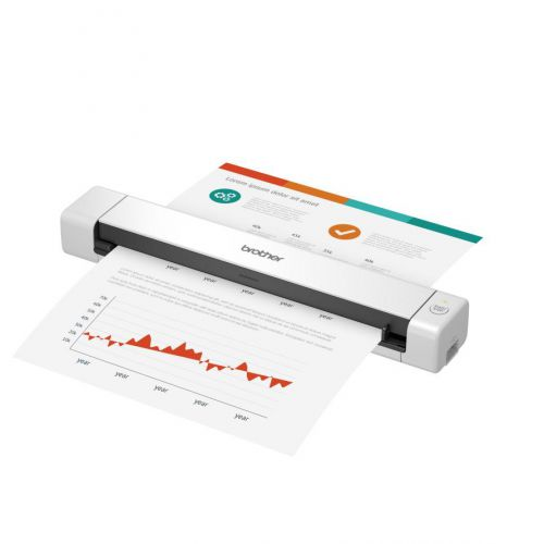 DS640 A4 Personal Document Scanner