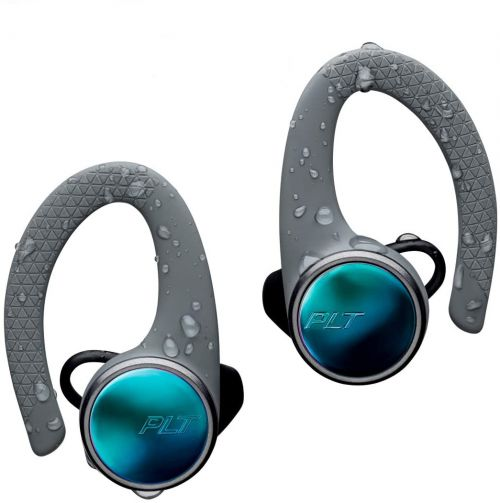 Back Beat Fit 3100 Wireless Earbuds Grey
