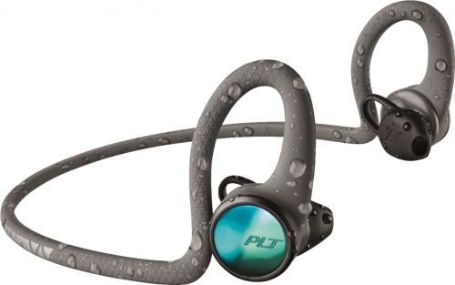 BackBeat FIT2100 Bluetooth Earbuds Grey