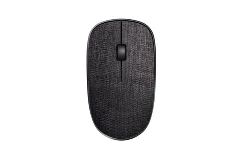 3510 Plus Black Fabric Wireless Mouse