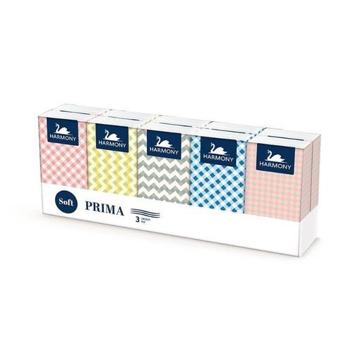 ValueX Facial Pocket Tissues 10 sheets per pack Pack 10 08FPER1