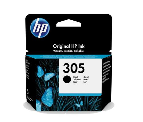 HP 3YM61AE 305 BLACK INK CARTRIDGE