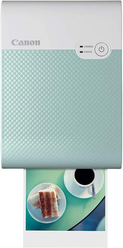 Canon Selphy Square QX10 Green 4110C002AA Inkjet Printer CO15811