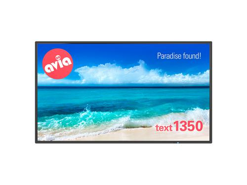 P404PG 40in LED FHD Protective Glass LFD