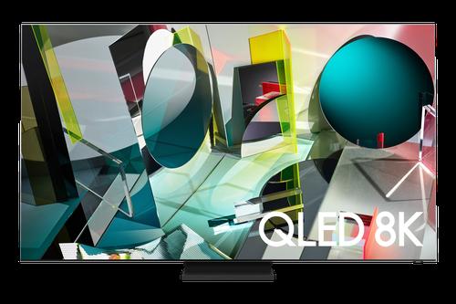 QE75Q900TST 75in 8K HDR QLED Smart TV