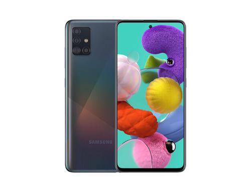 Samsung A51 4G 128GB Black 4000 mAh