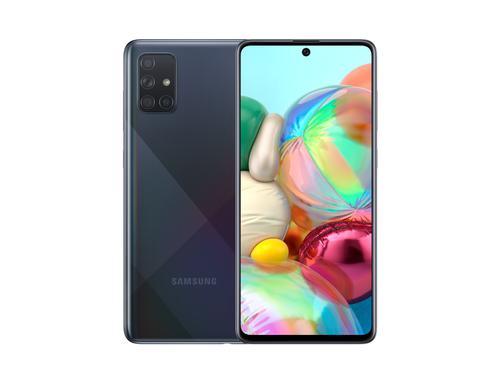 Samsung A71 128GB 4G Black 4500 mAh