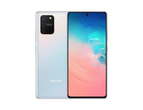 Samsung S10 Lite 128GB White 4500 mAh