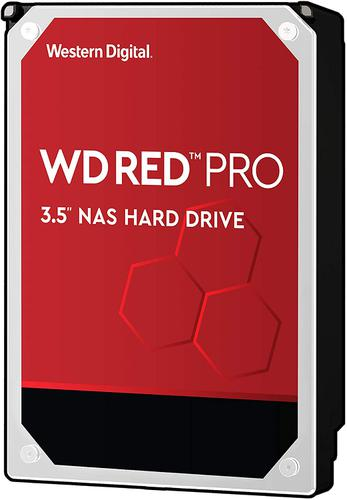 10TB WD Red Pro SATA 3.5in NAS Int HDD