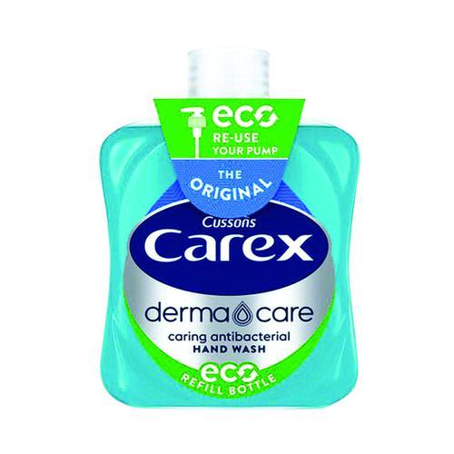 Carex Antibacterial Hand Wash Soap SCREW TOP 500ml [Pack 90]