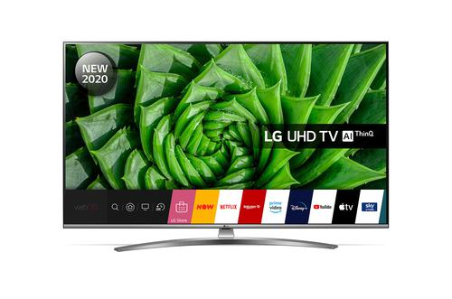 50in UN81006 4K UHD HDR Smart LED TV