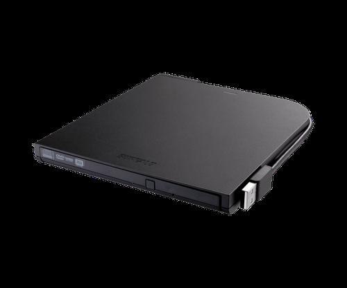 Buffalo 8x Ultra Slim USB2.0 DVDRW Drive