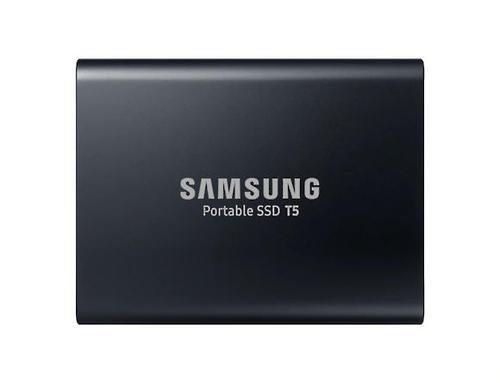 2TB T5 Black USB3.1 Gen2 USB C Ext SSD
