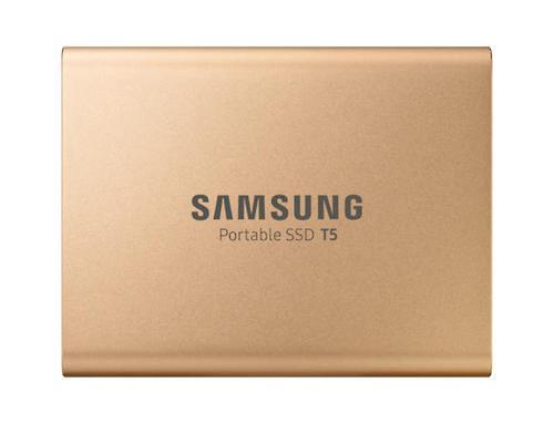 500GB T5 Gold USB 3.1 Gen2 2.5in Ext SSD