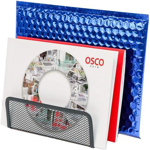OSCO Mesh Letter Holder Graphite